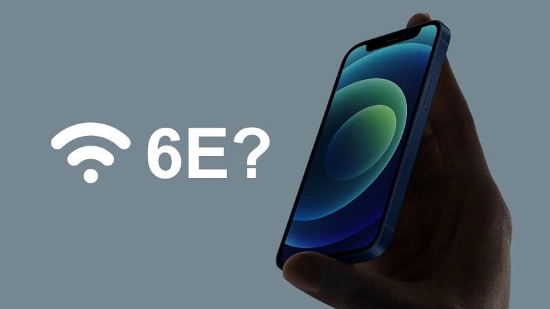 Không chỉ có chip mạnh mẽ, màn hình chất lượng hơn mà iPhone 13 còn đi kèm với công nghệ WiFi 6E siêu tốc