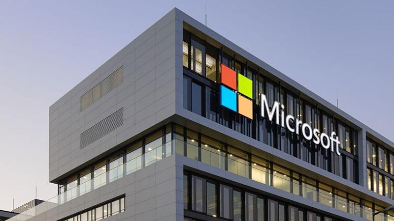 Doanh thu trong quý 2 của Microsoft tăng mạnh