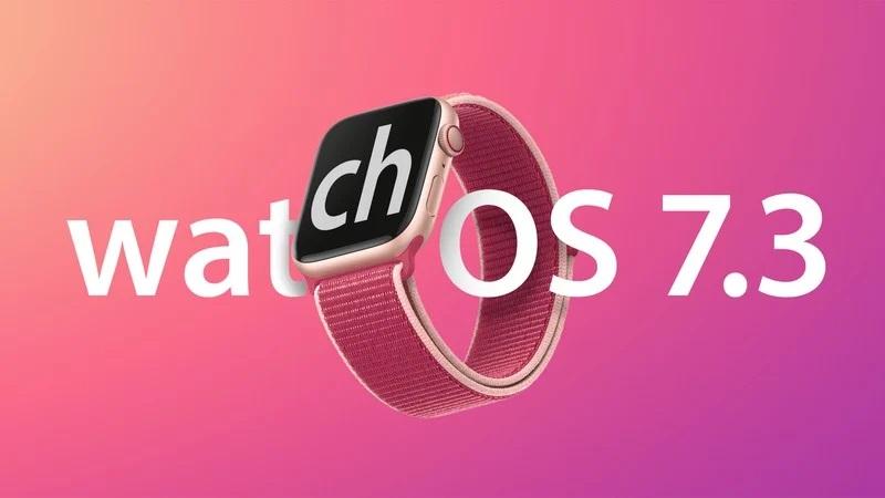 Apple phát hành watchOS 7.3: Bổ sung nhiều kiểu mặt đồng hồ Unity