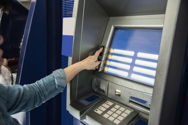 Tra cứu số tài khoản tại cây ATM