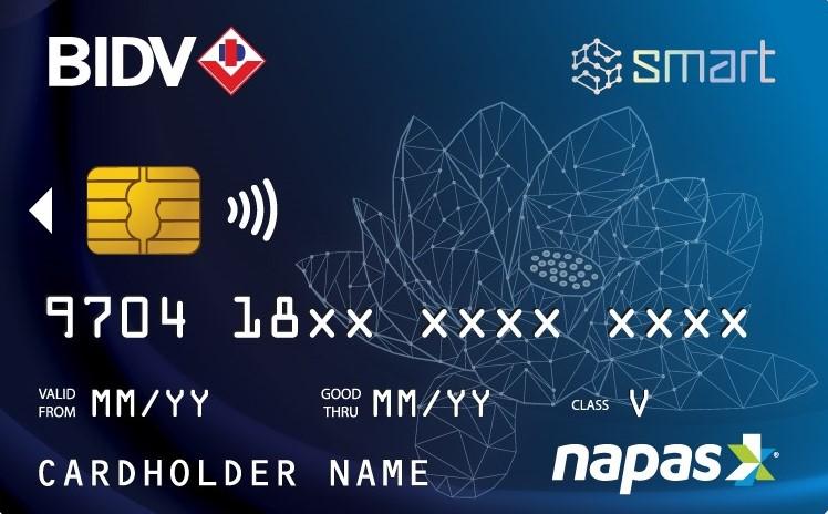 Đầu số tài khoản ngân hàng BIDV