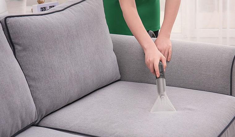 Trọn bộ bí kíp vệ sinh ghế sofa sạch như mới chuẩn bị đón Tết