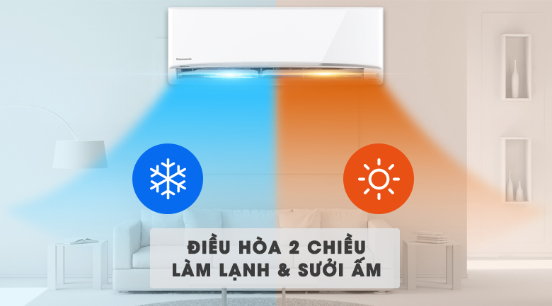 Khám phá các dòng sản phẩm máy lạnh Panasonic đang kinh doanh tại Điện máy XANH