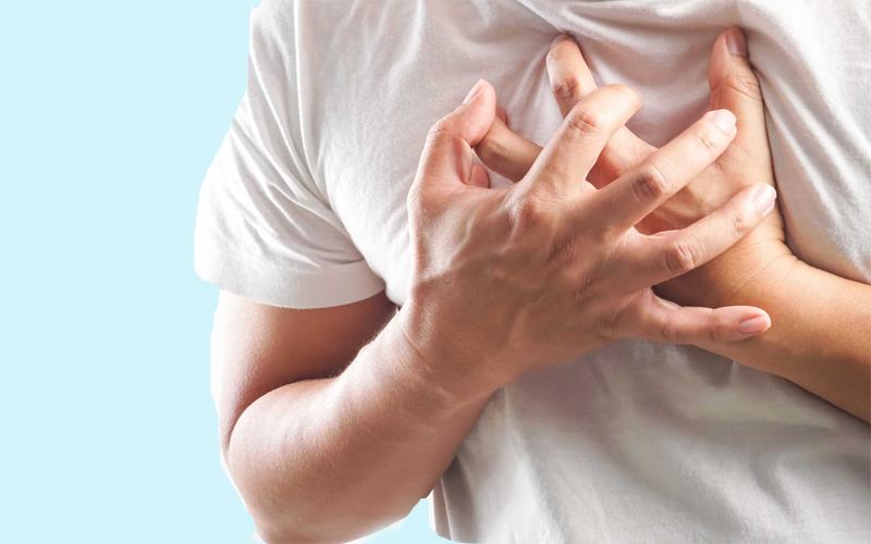 Tăng nguy cơ mắc bệnh tim mạch