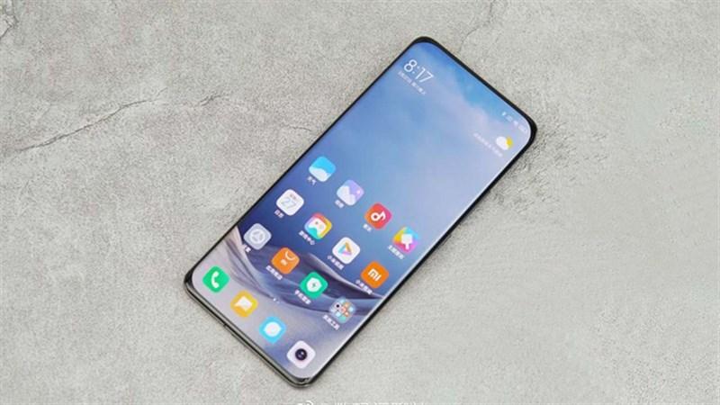 Mi MIX 4 sẽ là smartphone đầu tiên của Xiaomi có camera ẩn? Nguồn: Sparrows News.