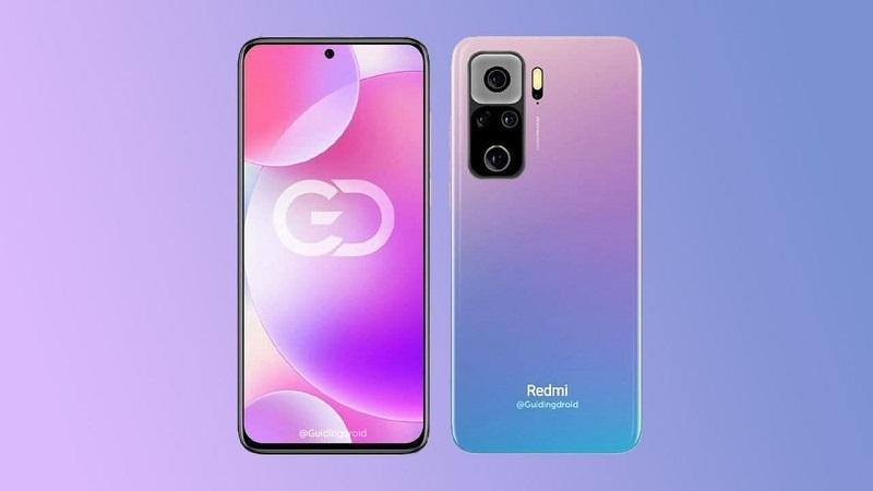 Redmi K40 chip Snapdragon 888, giá cả phải chăng vừa lộ ảnh render sắc nét: Màu sắc này nhiều bạn nữ sẽ thích lắm đây