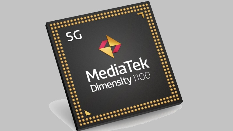 Dimensity 1100 was also produced on the 6 nm process