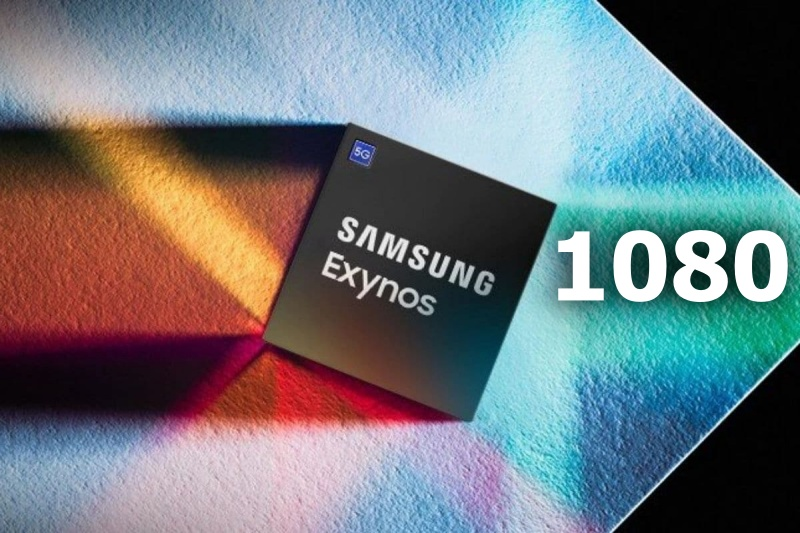 The Exynos 1080 is the first chip to feature Samsung's new CPU architecture