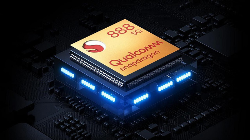 Snapdragon 888 comes with the latest generation 5G modem, Snapdragon X60