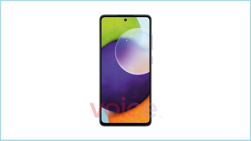 Sau Galaxy A52 5G, đến lượt Galaxy A72 5G lộ hình ảnh render với màn hình Infinity-O tràn cạnh ấn tượng