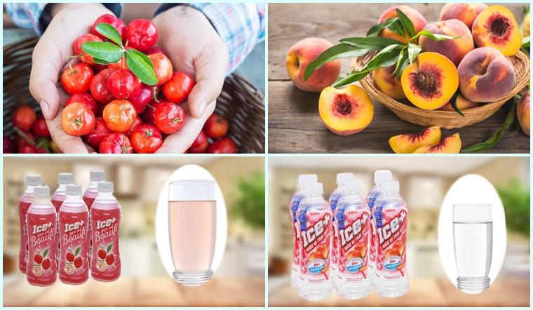 Nước trái cây Ice+ có những hương vị nào? Vị nào là ngon nhất?