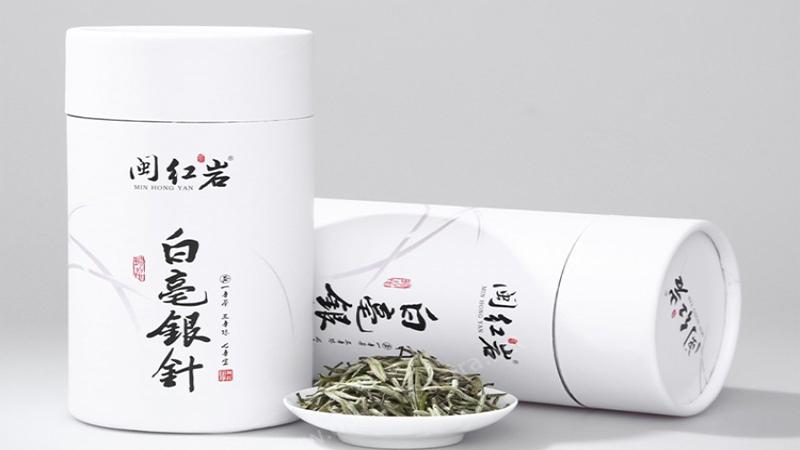 Bạch hào ngân châm trà