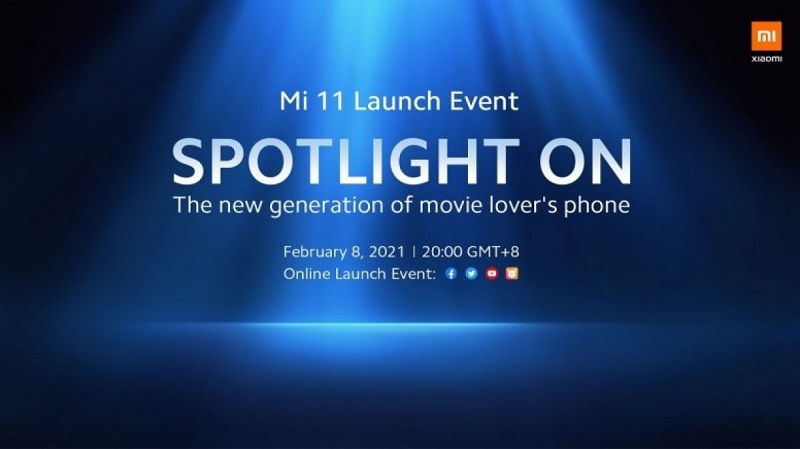 Xiaomi Mi 11 và MIUI 12.5 sẽ ra mắt thị trường quốc tế vào ngày 8/2 tới, fan nhà Xiaomi chắc đang mong chờ lắm đây