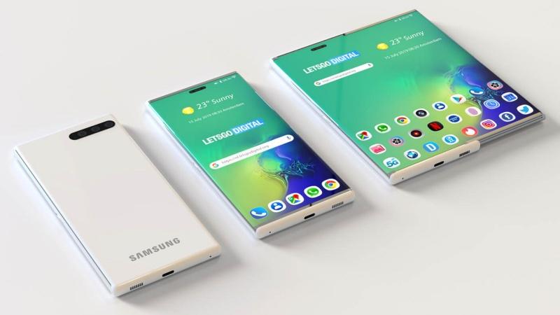 Samsung xác nhận đang chế tạo màn hình có thể cuộn và trượt, tương lai trên thị trường sẽ xuất hiện nhiều smartphone giống LG Rollable