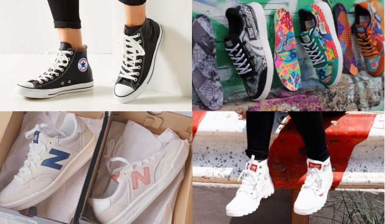 """9 giày thời trang sneaker nữ """"đốn tim"""" mọi cô gái"""
