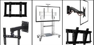 Giá đỡ tivi treo tường có những loại nào? Loại nào sẽ phù hợp với bạn?