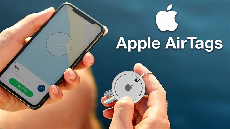Rò rỉ rất nhiều thông tin nhưng cho đến nay, thẻ định vị Apple AirTags vẫn chưa ra mắt, đây có thể là lý do tại sao