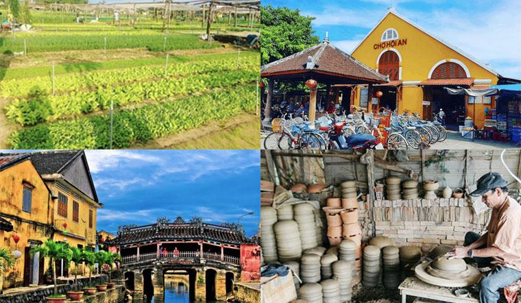 Tết Tân Sửu 2021 đừng bỏ lỡ 5 địa điểm du lịch cực đẹp tại Hội An