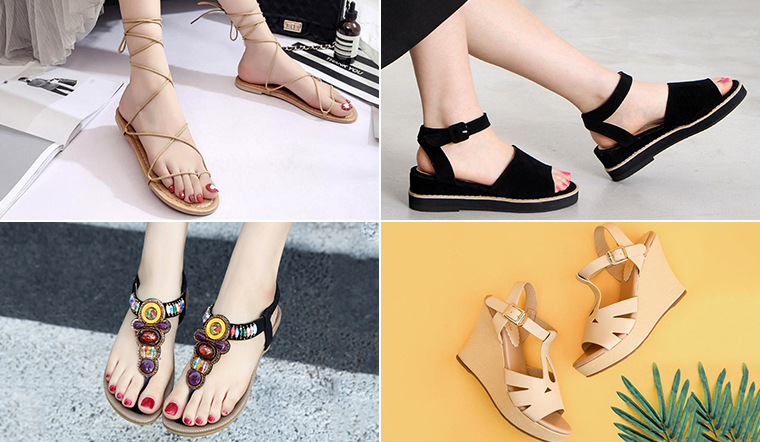 Top 10 sandal nữ tốt nhất hiện nay, được các chị em yêu thích