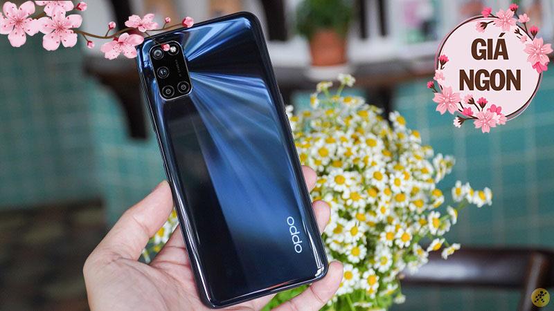3 mẫu smartphone OPPO dùng chip Snapdragon, pin trâu để chiến game