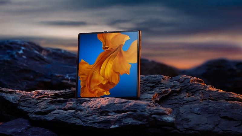 Smartphone màn hình gập Huawei