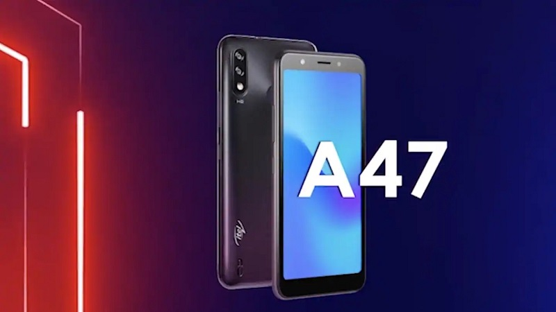 Itel A47 với bộ xử lý Unisoc, camera kép, chạy Android Pie Go Edition ra mắt với giá chỉ 1.7 triệu đồng