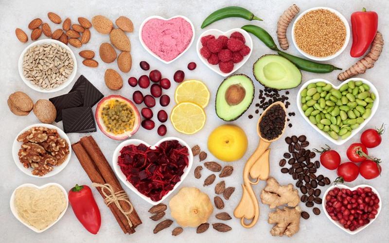 Các thực phẩm giàu polyphenol