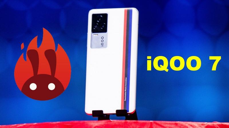 AnTuTu tháng 1/2021: iQOO 7 vượt mặt Xiaomi Mi 11
