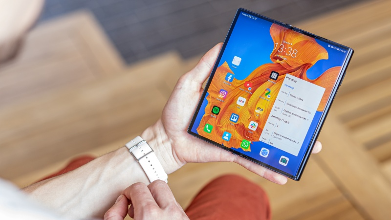 Huawei Mate X2 will give us extremely sharp visibility