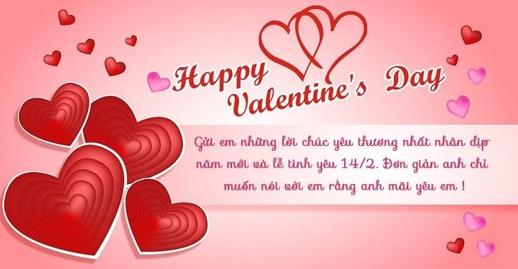 Những câu tỏ tình Valentine dành cho các nàng thơ yêu sự lãng mạn