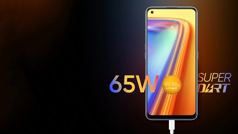 Realme X9 will be equipped with 4,300 mAh battery and 65 W fast charging