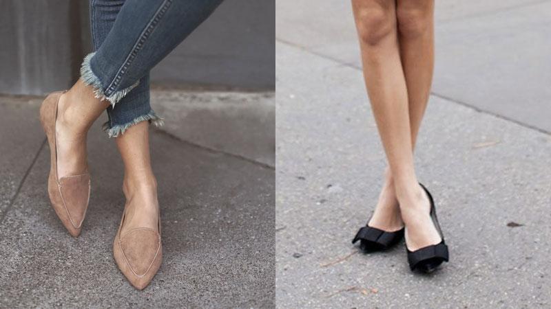 Giày búp bê cổ điển - Basic Ballet Flats