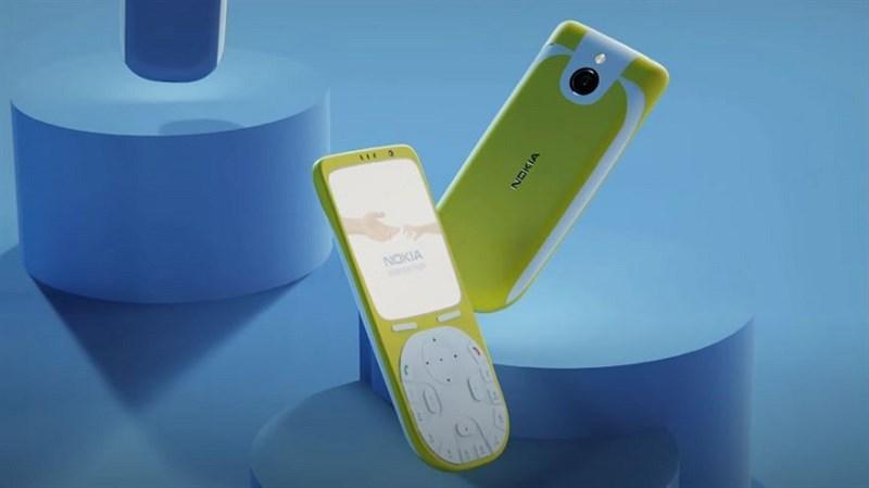 Nếu Nokia 3650 4G ra mắt mà đẹp và độc đáo thế này thì chắc chắn nhiều người sẽ 'tậu' ngay một chiếc