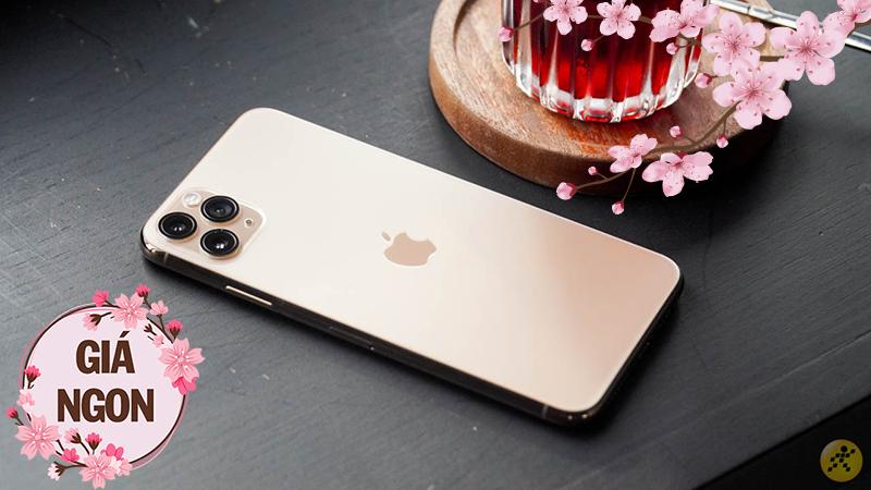 iPhone 11, iPhone 11 Pro và iPhone 11 Pro Max cũ giảm giá