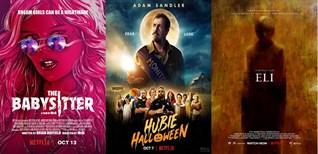 Top 10 siêu phẩm phim kinh dị Hollywood đáng xem nhất