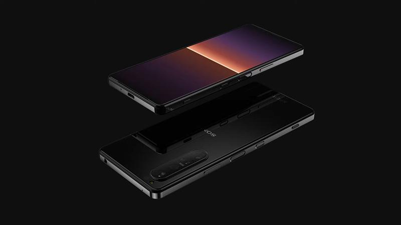 Sony Xperia 1 mark III has a design similar to its predecessor