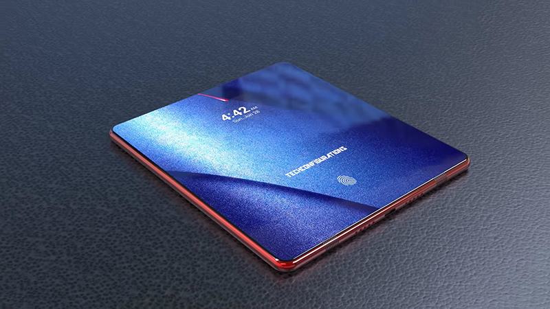 Xiaomi Mi MIX Fold uses 5G technology for a super fast Internet connection