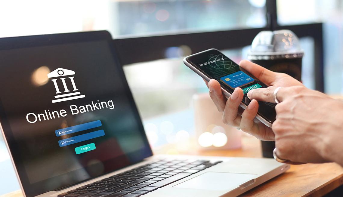Tra cứu qua Online Banking
