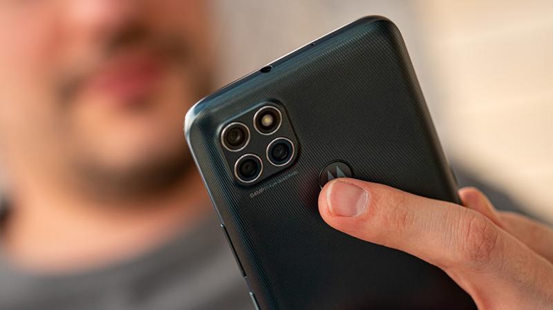 Motorola Moto G9 Power 7