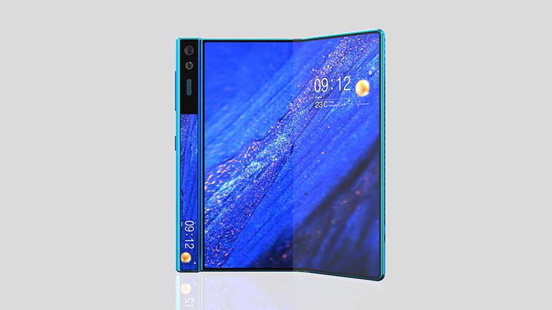 Huawei Mate X2 has a sufficient 5,000 mAh battery