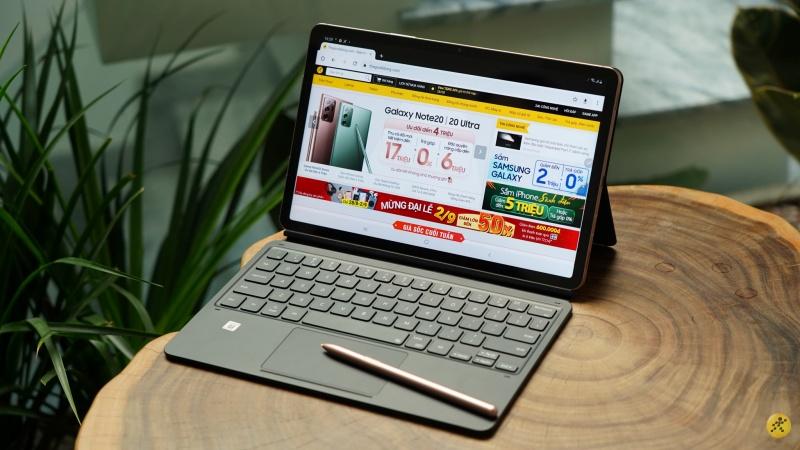 Galaxy Tab S8 Enterprise Edition lộ thông tin trên trang hỗ trợ của Samsung, như vậy dòng Galaxy Tab S8 sắp ra mắt trong năm nay