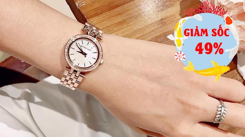 Đồng hồ Nữ Michael Kors MK3832