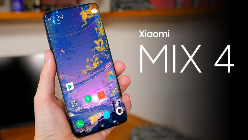 Điện thoại Xiaomi Mi Mix 4