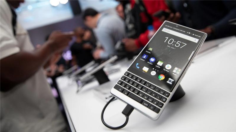BlackBerry chuẩn bị trở lại thị trường di động trong năm nay, với smartphone có bàn phím cứng cổ điển và hỗ trợ 5G
