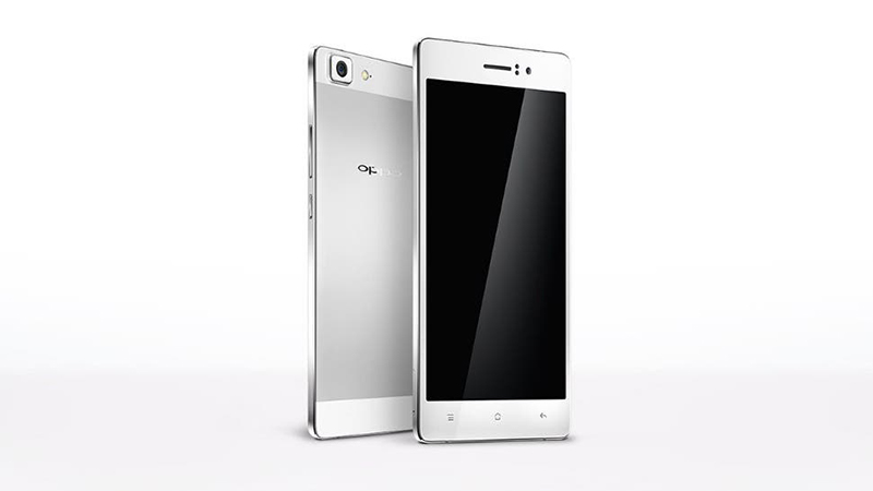 Although the OPPO R5 has an impressive thin design, it has a quite weak battery, only 2,000 mAh.