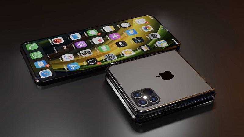Nghe đâu Apple sắp ra mắt iPhone có thể gập lại như vỏ sò, đi kèm rất nhiều tùy chọn màu sắc, và còn gì nữa?