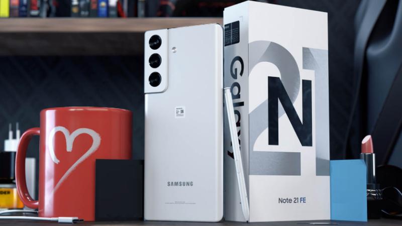 Concept Galaxy Note 20 FE