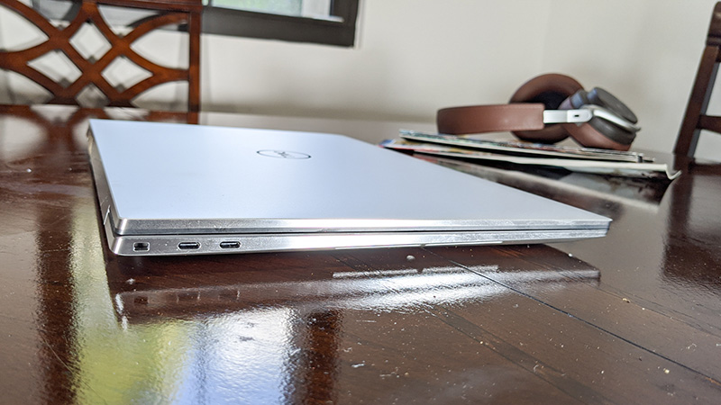 Dell XPS 17 (2020) features an elegant, sharp design