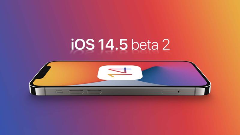 Apple phát hành iOS 14.5 và iPadOS 14.5 Beta 2