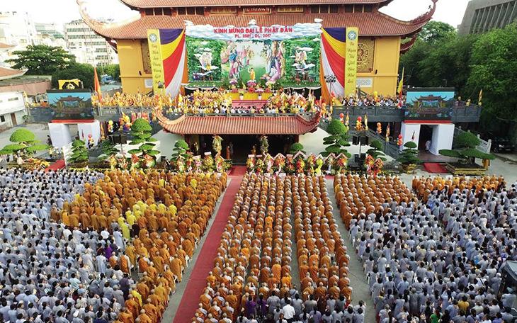 Hoạt động ngày lễ Phật Đản